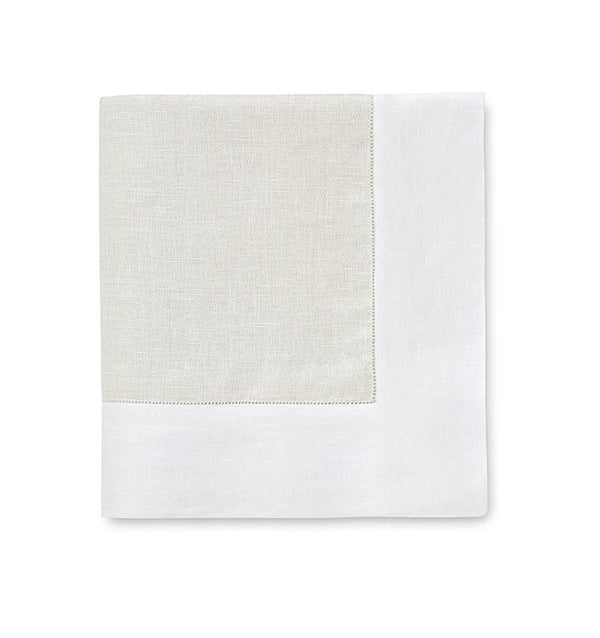 Sferra Table Linen Reece Tablecloth Fig Linens