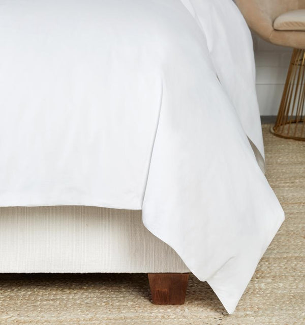 Simply Celeste Bedding Collection by Sferra | Fig Linens - White bedding