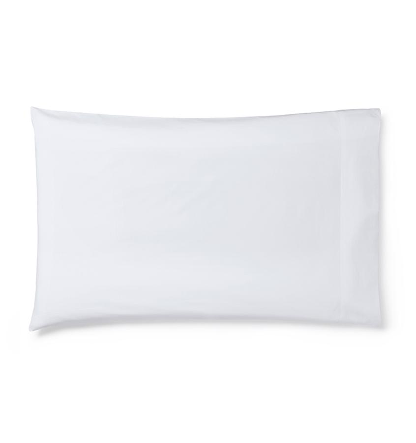 Simply Celeste Bedding Collection by Sferra | Fig Linens - White pillowcase