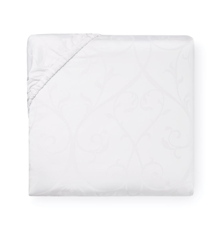 Somina Fitted Sheet by Sferra
