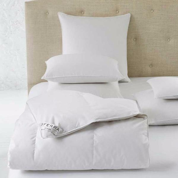 Dover Down Comforters by Sferra | Fig Linens and Home