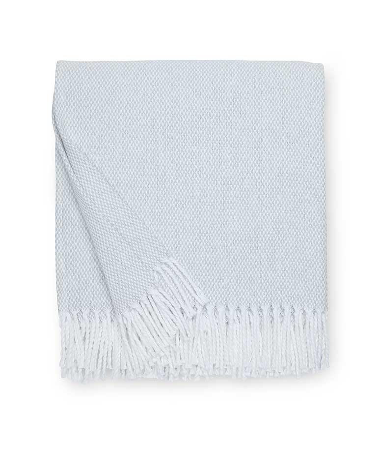 sferra terzo silver sage throw