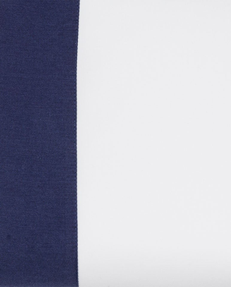 sferra bedding-orlo navy swatch