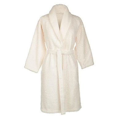 Super Pile Robe Size Large by Abyss and Habidecor | Fig Linens