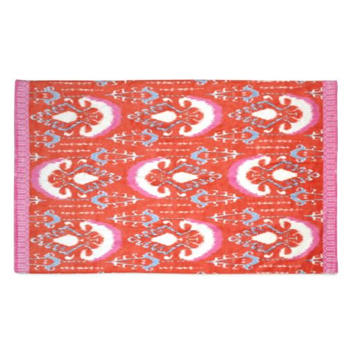 Vaya Bright Pondicherry Beach Towel by John Robshaw