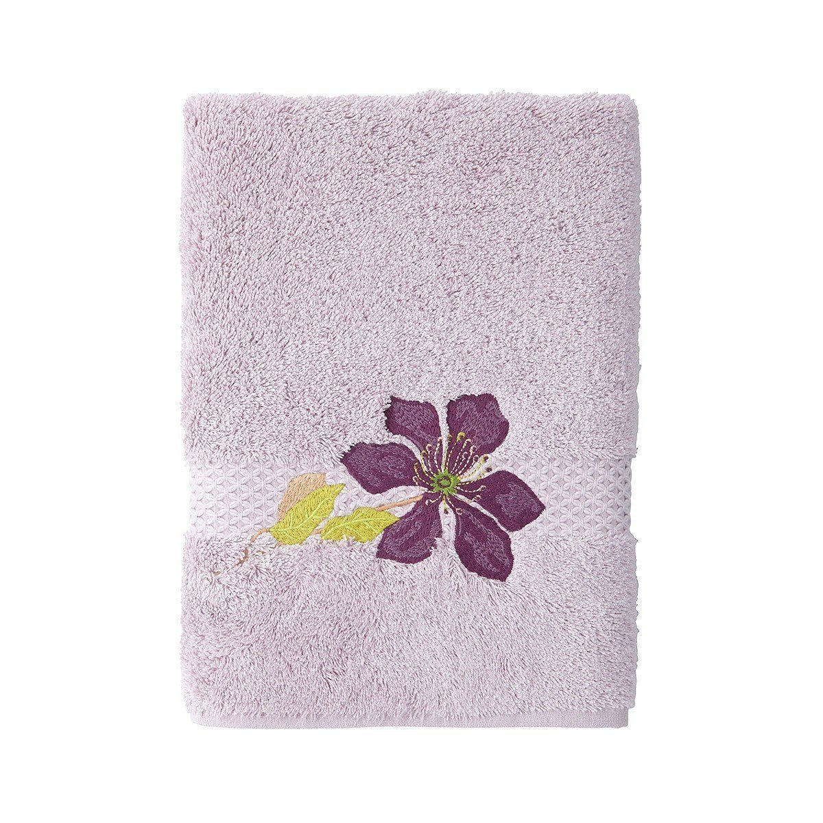 Yves Delorme Clematis Guest Towel