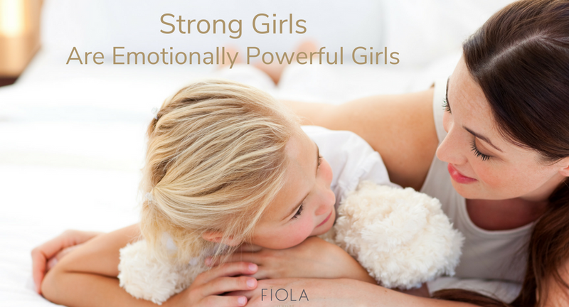 Emotionally Powerful Girls