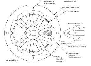 Three Coil Axial Flux Generator Wiring Diagram : 46 Wiring