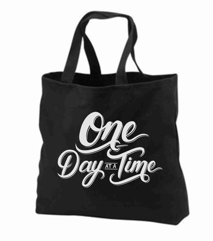 One Day at Time Tote