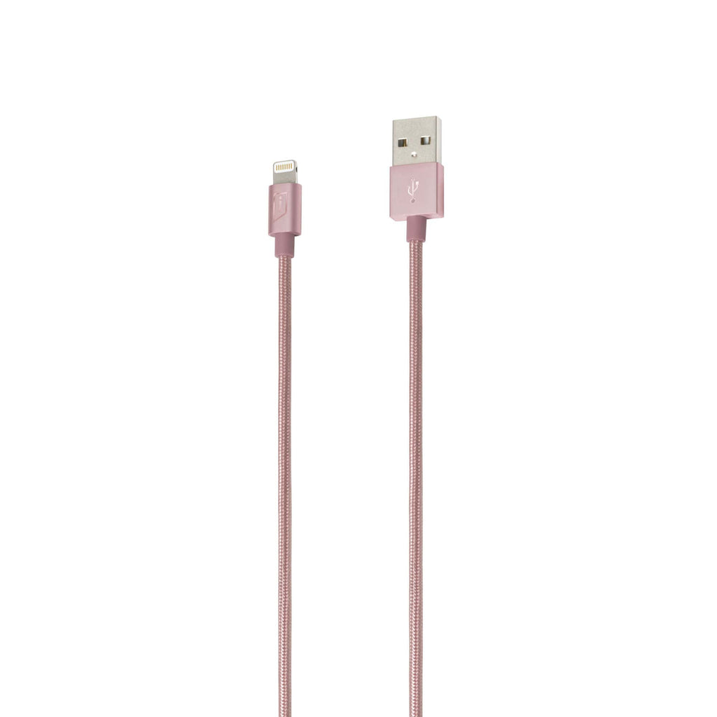 Braided Lightning Charge Cable, 1.2m