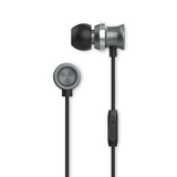 Metallic Earbuds, Space Grey