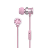 Metallic Earbuds, Rose Gold
