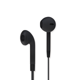 Classic Fit Earbuds, Matte Black