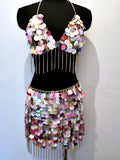 FESTIVAL Sea Scale Sequin Rave Set