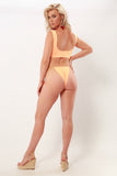 Made to Order Seamless High Rise Tanga Knicker