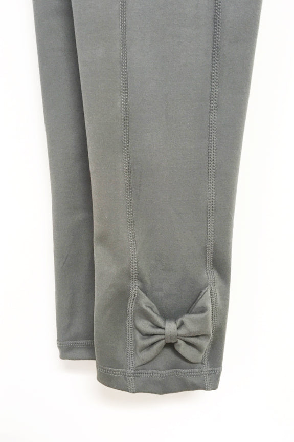 Bow Accent Highwaist Full Leggings