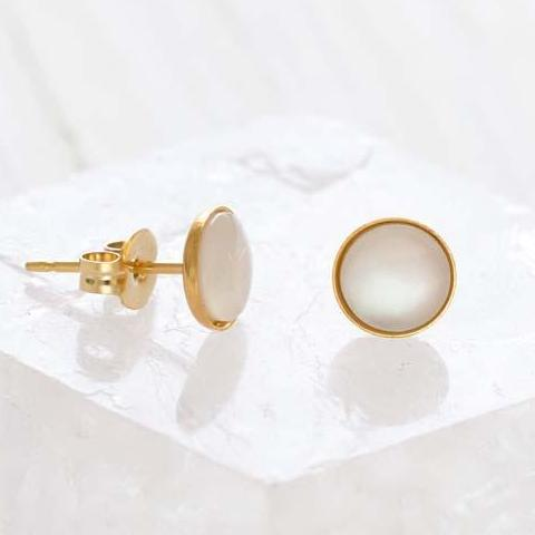Mother of Pearl Studs
