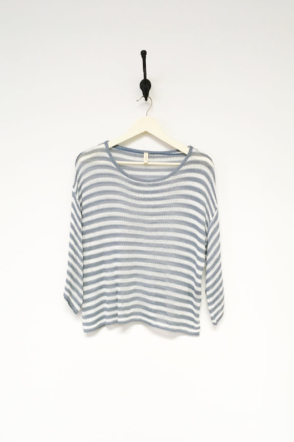 Sandy Lightweight Striped Sweater