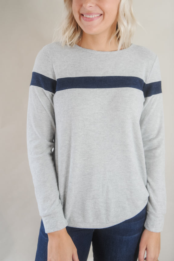 Berkley Stripe Sweater