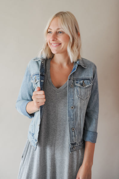 Prima Denim Jacket