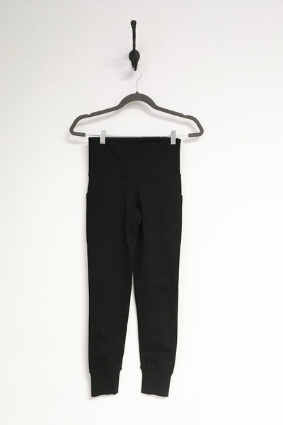 Overlay Side Pockets Full Joggers