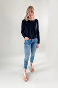 Claire Roundneck Pullover Sweater