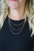 Dainty Multi Layer Necklace