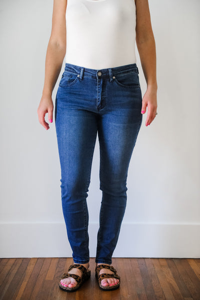 Cory Medium Wash Skinny