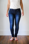Taylor Super Skinny Dark Wash