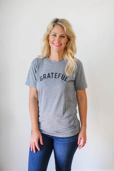 Grateful Grey Crewneck