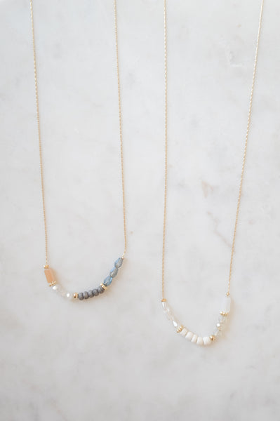Dainty Bead Necklace
