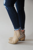 Mini Heeled Chelsea Bootie