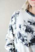 Never Looking Back Tie Dye Top