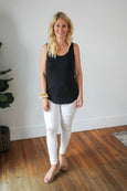 The Khloe Basic Modal Knit Tank