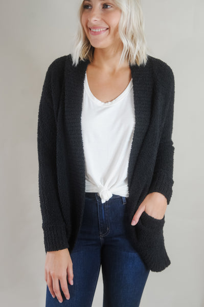 Fremont Fluffy Knit Cardigan