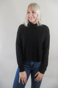 Percy Mock Neck Sweater