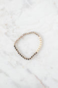 Ollie Beaded Stretch Bracelet