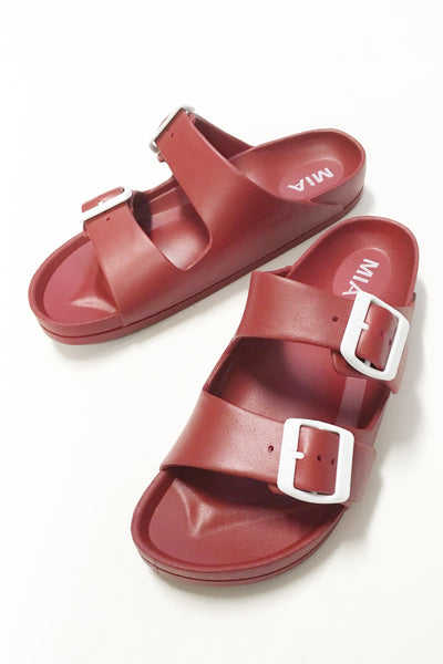 Colby Buckle Sandals