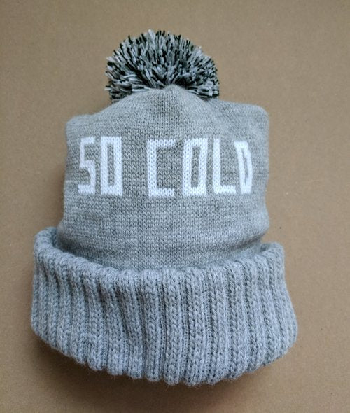 So Cold Knit Hat