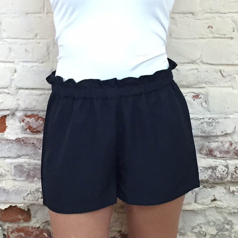 Delaney Ruffle Short