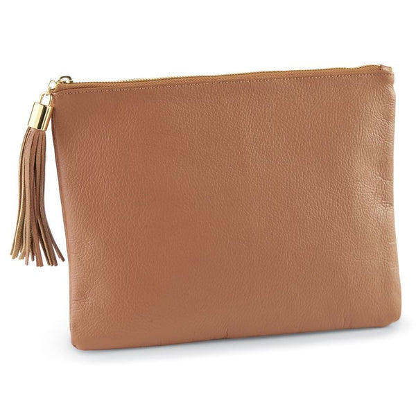 Miller Leather Clutch