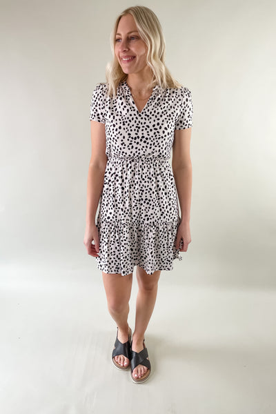 Dottie Short Sleeve Dress