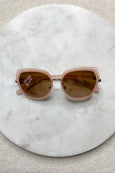 San Fran Oversized Cat Eye Sunglasses