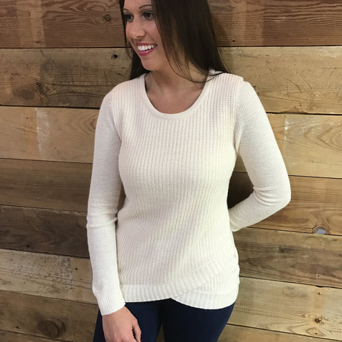 Rynna Blush Sweater
