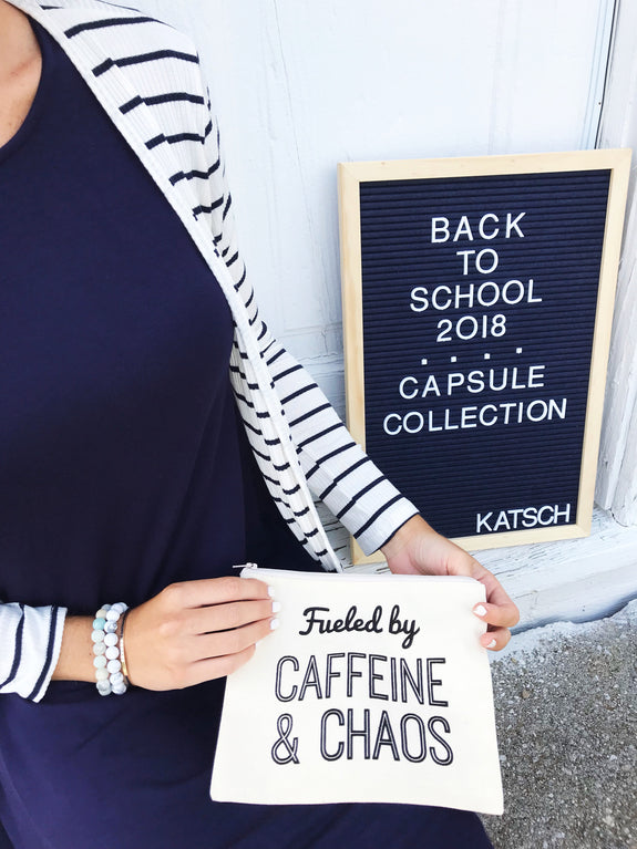 Back to School Capsule Collection
