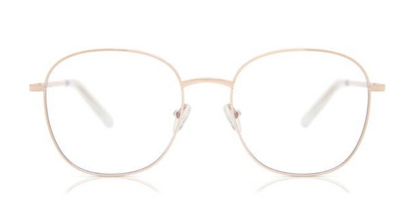 Jezabell Blue Light Glasses Pink Frame
