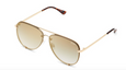 High Key Mini Gold/Fade Rimless