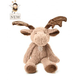 Bruce the Moose Plush