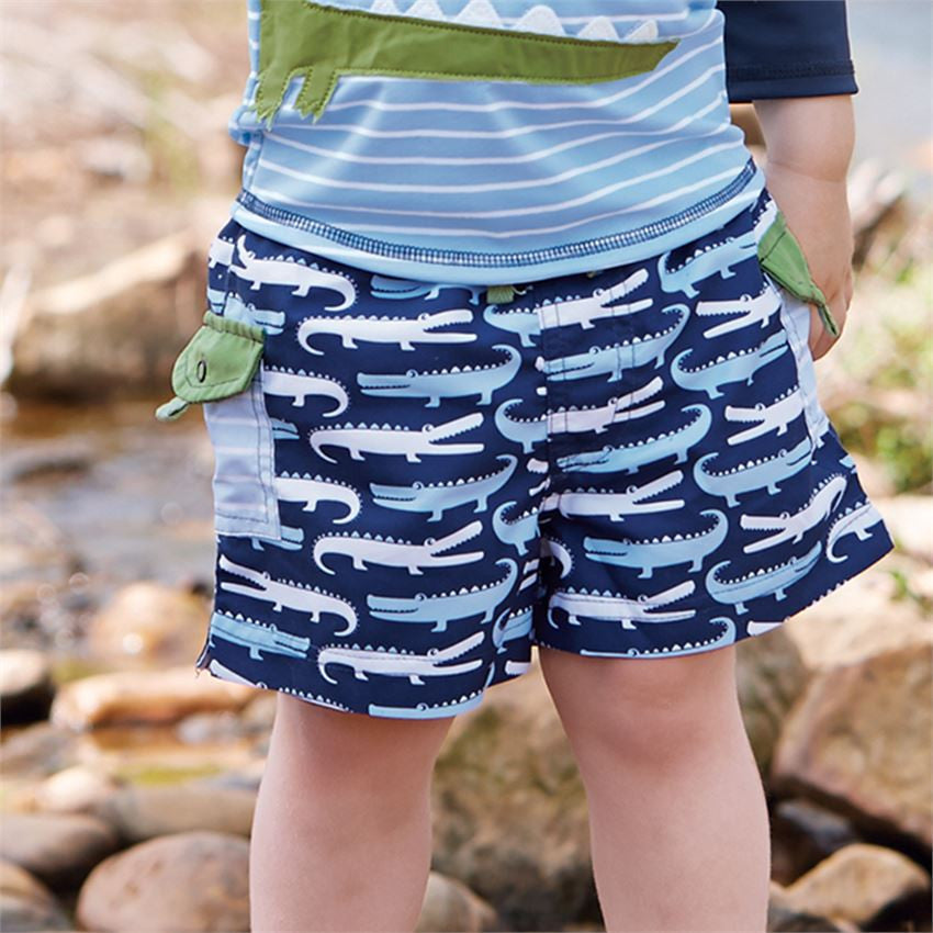 Gator Swim Trunks