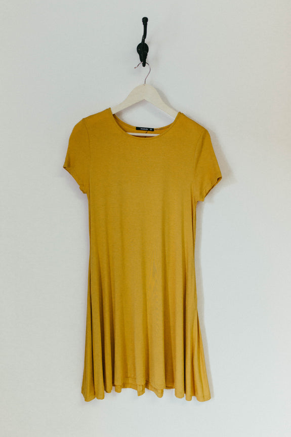 Riley Short Sleeve Knit Dress